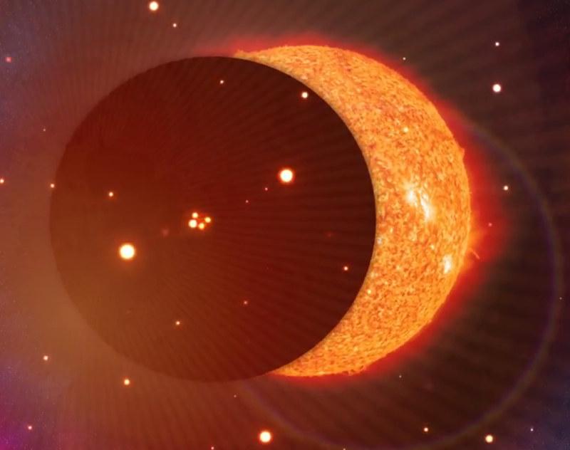 狮子座, 太阳的疗愈, 日食冥想瑜伽音乐