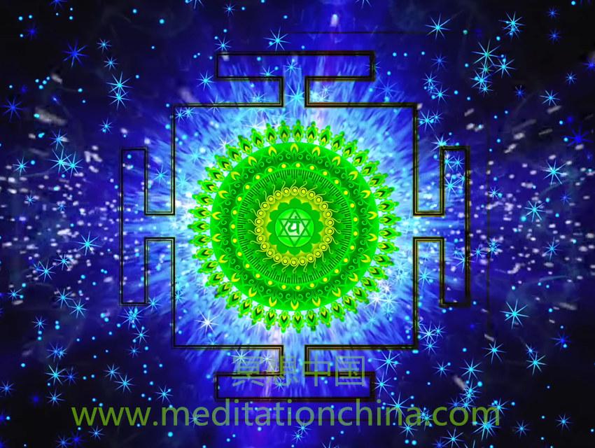 用第五维度693HZ奇迹冥想音乐来表现无条件的爱