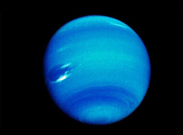 6H美国NASA宇航局太空总署录制海王星,真实NASA旅行者记录