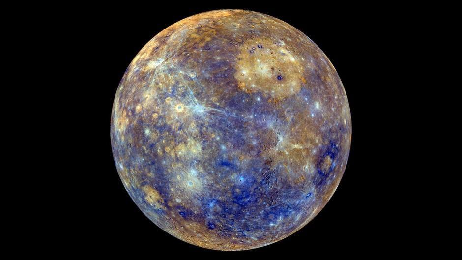 1H美国NASA宇航局太空总署录制水星,真实NASA旅行者记录