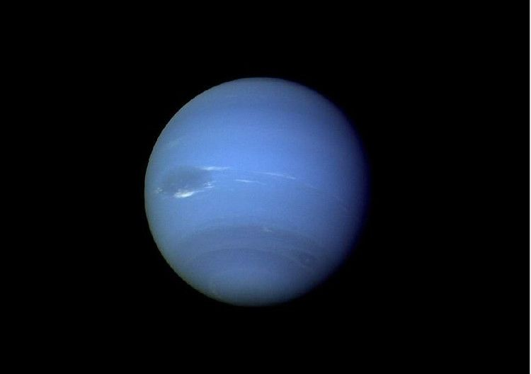 1H美国NASA宇航局太空总署录制天王星环绕,真实NASA旅行者记录