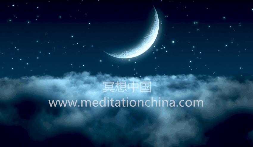 """三角波睡眠身心恢复治疗冥想音乐""""穿越云端"""""""
