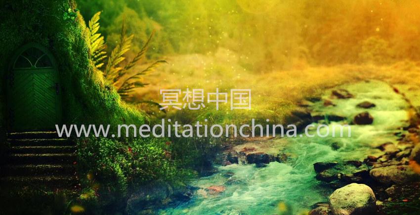 宁静之河396Hz放开所有的恐惧、压力、忧虑和焦虑水声-冥想中国