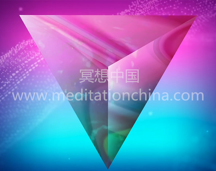 水晶疗愈能量432Hz正能量正振动音乐