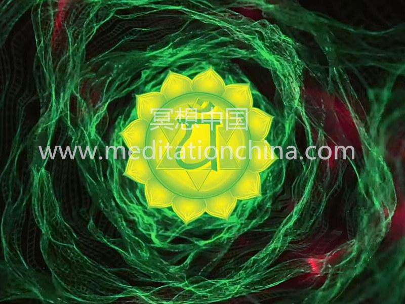 心脉轮治疗圣歌种子咒语yam念经冥想咒语冥想音乐