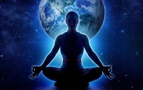 宇宙之光(852Hz):觉醒输入|睁开第三只眼|放开沉思|冥想