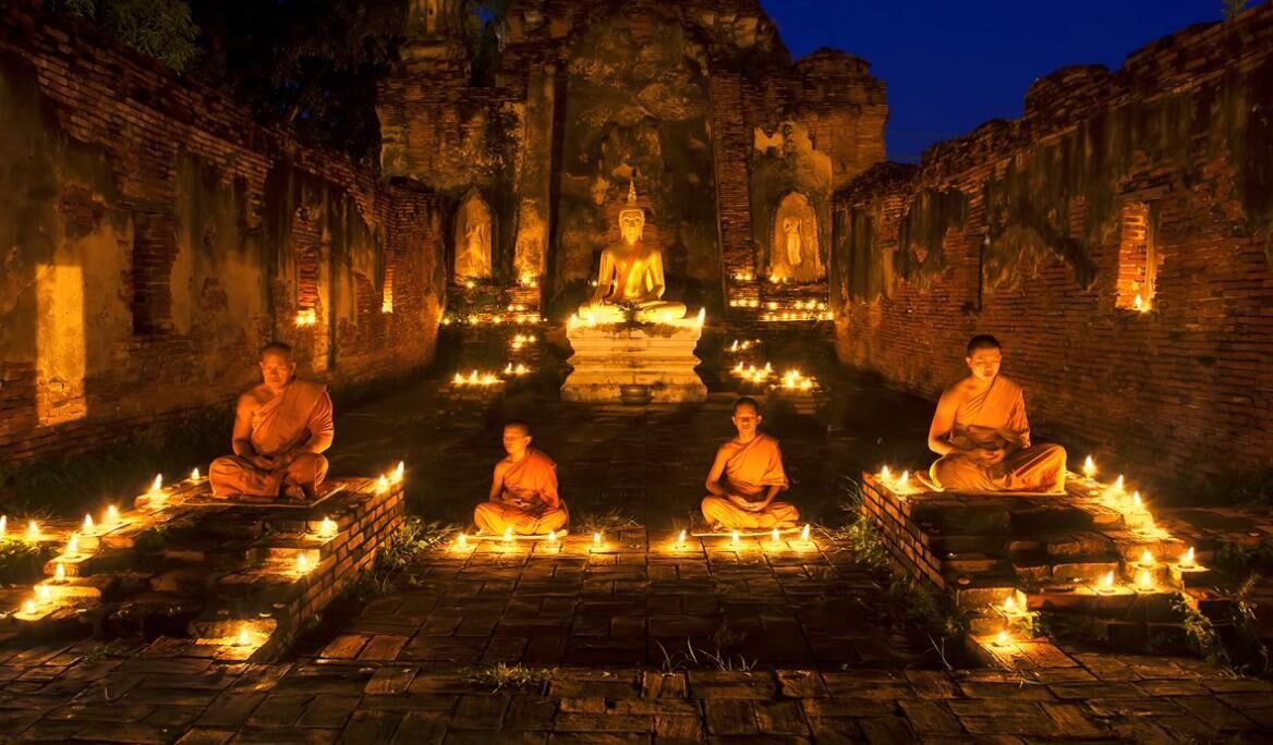 冥想中国:528赫兹108次OM唱诵深咒吟诵积极转化
