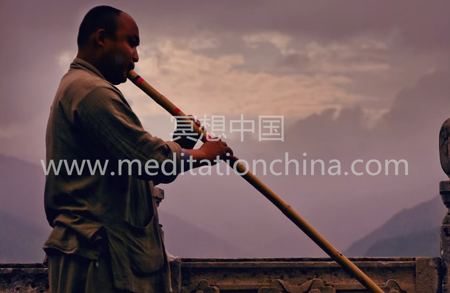 冥想中国:藏笛音乐OM吟诵432Hz念咒冥想音乐