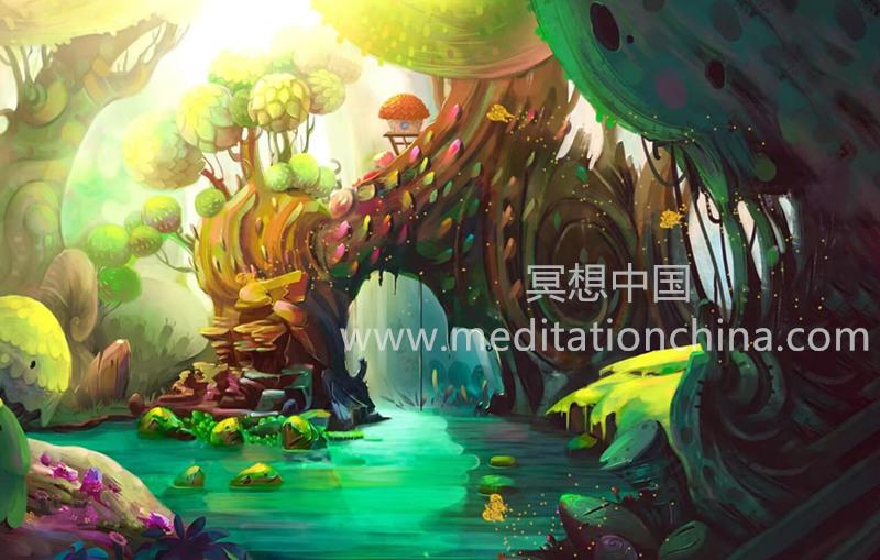 新蝴蝶效应-促进正能量振动-正振动冥想音乐-冥想中国