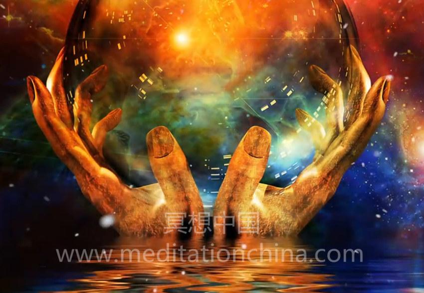 432HZ《宇宙水能音乐》《显着的积极成果与幸福》