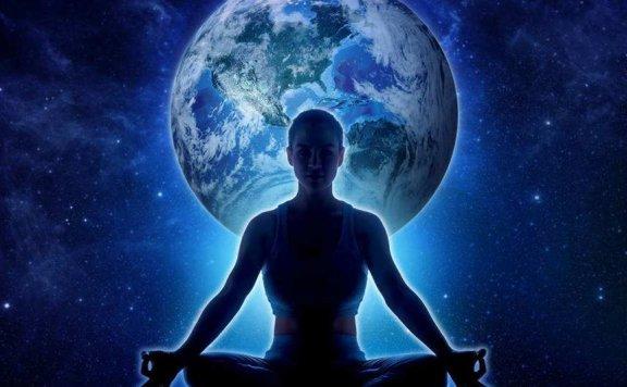冥想使人变得平和