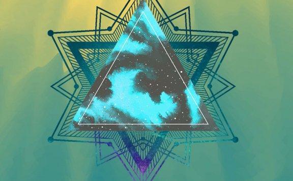 741hz排毒身体和灵魂穿越宇宙的天使治疗音乐