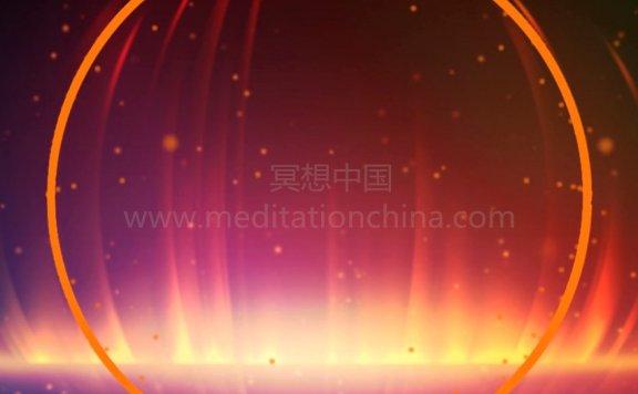 冥想中国417赫兹的西藏颂钵音乐,消除负能量