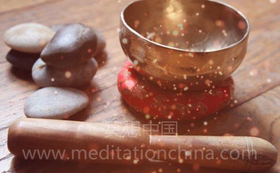 藏语颂钵唱碗冥想-禅疗音乐