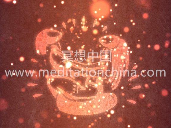 冥想中国:密宗的艺术,Kamasutra诱惑技巧,感官按摩和爱的方式