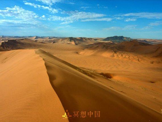 冥想中国:432赫兹沙漠风冥想音乐